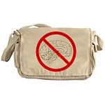 The No Brain Messenger Bag