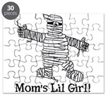 The Mummy's Girl Puzzle