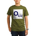 O2hit Organic Men's T-Shirt (dark)