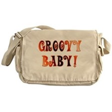The Groovy Baby Messenger Bag