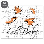The Fall Baby Puzzle
