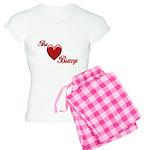 The Love Bump Women's Light Pajamas