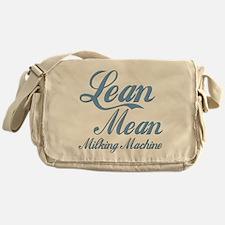 The Milking Machine Messenger Bag