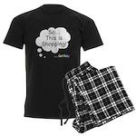 The Retail Therapy Men's Dark Pajamas