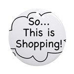 The Retail Therapy Ornament (Round)