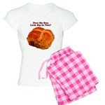The Big Bun in the Oven Women's Light Pajamas
