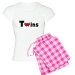 The Twins Women's Light Pajamas