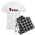 The Twins Men's Light Pajamas