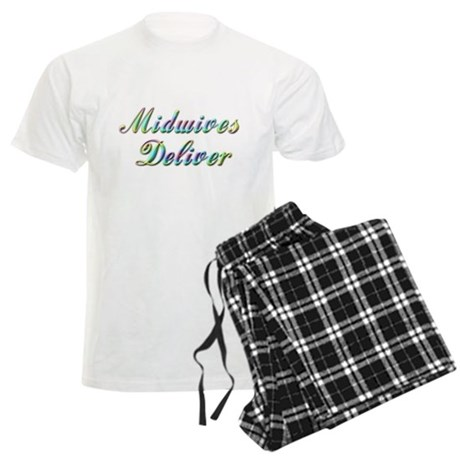 Deliver With This Men's Light Pajamas