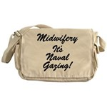 The Naval Gazer's Messenger Bag
