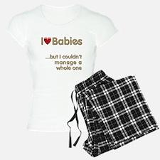 The Baby Catcher's Pajamas