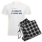 The Gentle Reminder Men's Light Pajamas