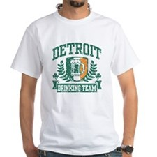 Detroit Irish Drinking Team Shirt