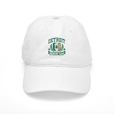 Detroit Irish Drinking Team Baseball Cap