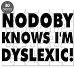 Nodoby's Puzzle