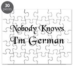 The German Puzzle