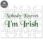 The Irish Puzzle
