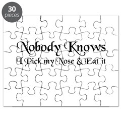 The Snotty Puzzle