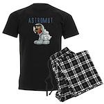 Astromut Sr.'s Men's Dark Pajamas