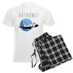 The Astronut's Men's Light Pajamas