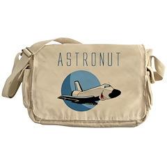 The Astronut's Messenger Bag