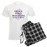 The Hedge Hog's Men's Light Pajamas