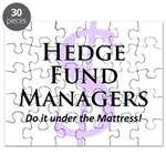 The Hedge Hog's Puzzle
