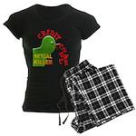 The Credit Crunch Women's Dark Pajamas