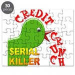 The Credit Crunch Puzzle