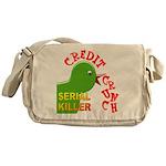 The Credit Crunch Messenger Bag