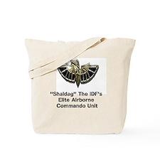 IDF Shaldag Unit Tote Bag