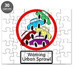 The Urban Sprawl Puzzle