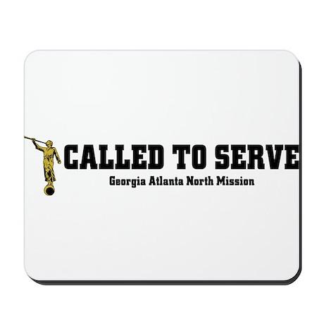 Georgia Atlanta North LDS Mis Mousepad