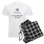 The GullibIlity Award - Men's Light Pajamas