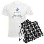 The Yakety-Yak Award - Men's Light Pajamas