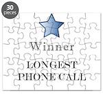 The Yakety-Yak Award - Puzzle