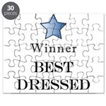The Cat Walk Award - Puzzle