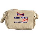 Get 'the Force' Messenger Bag
