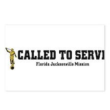 Florida Jacksonville LDS Miss Postcards (Package o