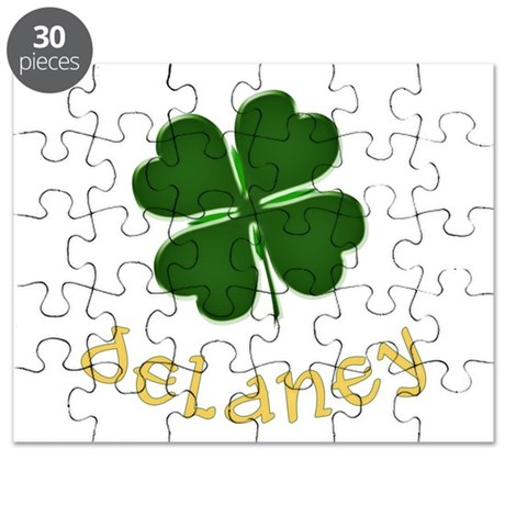 Irish Delaney Puzzle