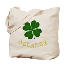 Irish Delaney Tote Bag