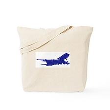 Cute Air travel Tote Bag