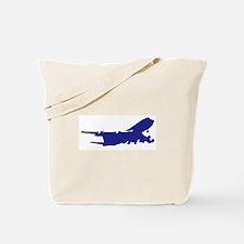 Unique Air travel Tote Bag