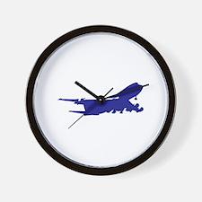 Unique Air travel Wall Clock