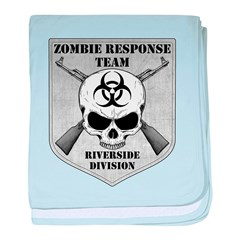 Zombie Response Team: Riverside Division baby blan