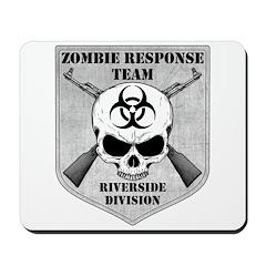 Zombie Response Team: Riverside Division Mousepad