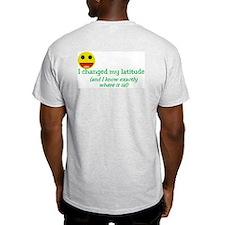 Parrot Cacher  Ash Grey T-Shirt