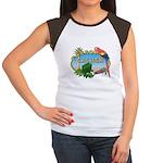 Parrot Cacher  Women's Cap Sleeve T-Shirt
