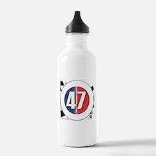 Round Logo 47 Water Bottle