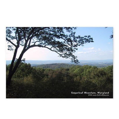 Sugarloaf Mountain Postcards (Package of 8)